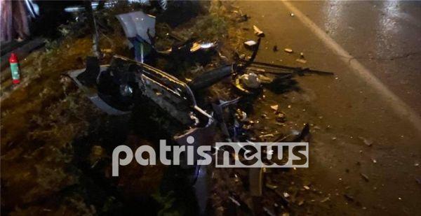 Νεκρό βρέφος σε τροχαίο στην Ε.Ο Πατρών – Πύργου: Συνελήφθη ένας 26χρονος   tovima.gr