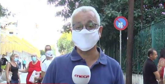 Γονιός στο MEGA: Θα πηγαίνω τα παιδιά μου στο σχολείο χωρίς μάσκα | tovima.gr
