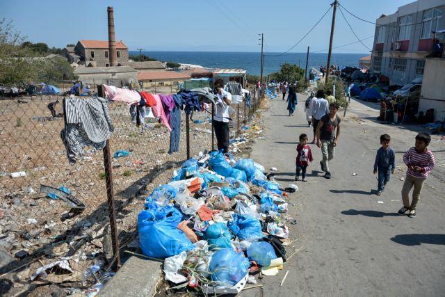 Χρυσοχοΐδης: Κανείς πρόσφυγας εκτός Λέσβου αν δεν περάσει από το Καρά Τεπέ | tovima.gr