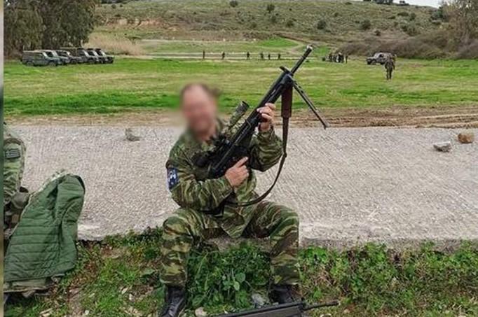 Απολύθηκε ο εθνοφύλακας που απειλούσε να πυροβολήσει πρόσφυγες στο Καρά Τεπέ | tovima.gr