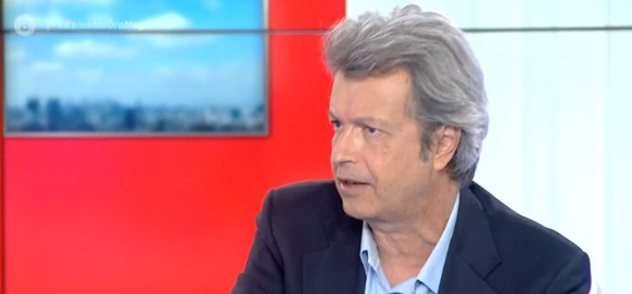 Τατσόπουλος στο MEGA: Κανένα έλεος στους αρνητές μάσκας | tovima.gr