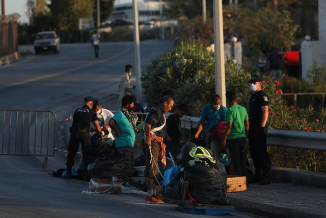 Στη Γερμανία 1.553 πρόσφυγες μετά τη συνομιλία Μητσοτάκη – Μέρκελ | tovima.gr