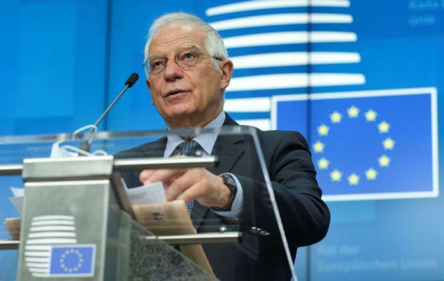 Μπορέλ: Απαράδεκτες οι απειλητικές ενέργειες και δηλώσεις της Τουρκίας | tovima.gr