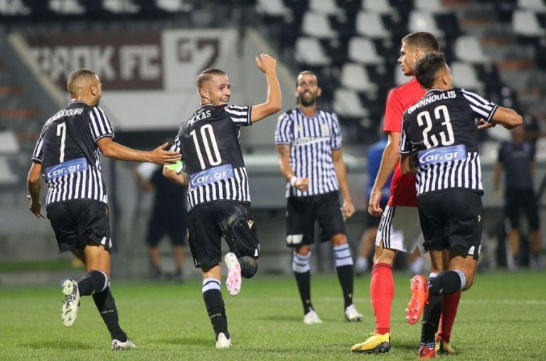 Πέρασε ο ΠΑΟΚ, απέκλεισε την Μπενφίκα (2-1) | tovima.gr