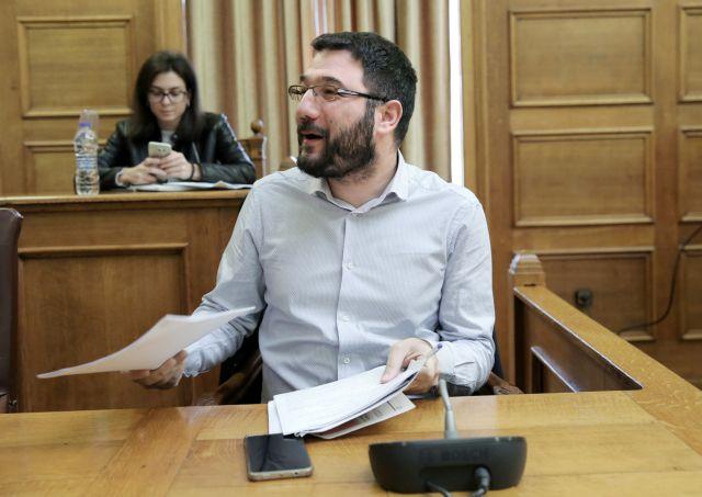 Ηλιόπουλος :  Να παραιτηθούν Κεραμέως – Θεοδωρικάκος   tovima.gr