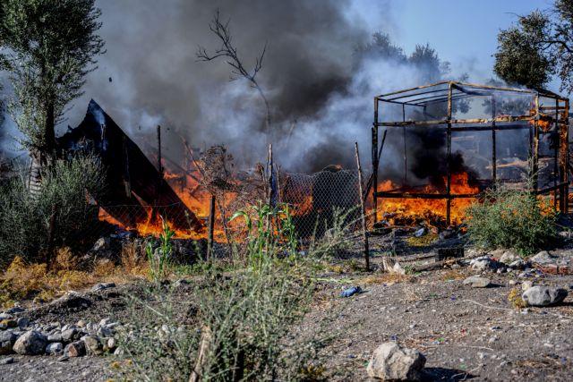 Ποιοι και πώς έκαψαν τη Μόρια – Συνεχίζεται η έρευνα | tovima.gr