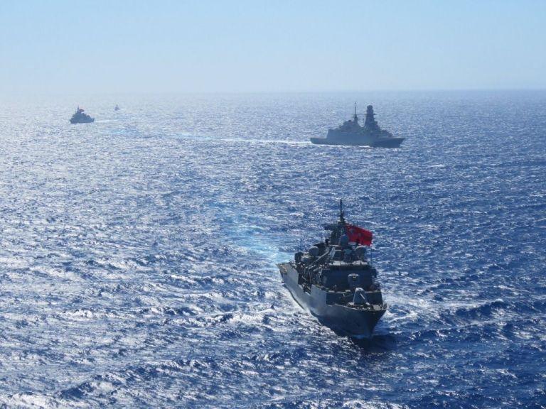 Τουρκία: Navtex για στρατιωτική άσκηση με πραγματικά πυρά απέναντι από τη Ρόδο | tovima.gr