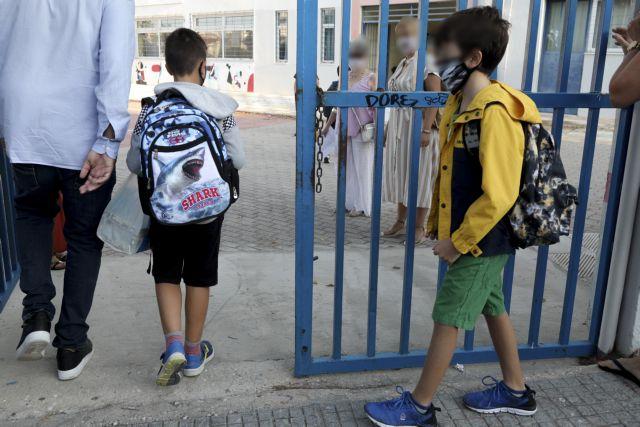 Χανιά: Ένοχος ο πατέρας που χτύπησε τον καθηγητή για τη μάσκα | tovima.gr