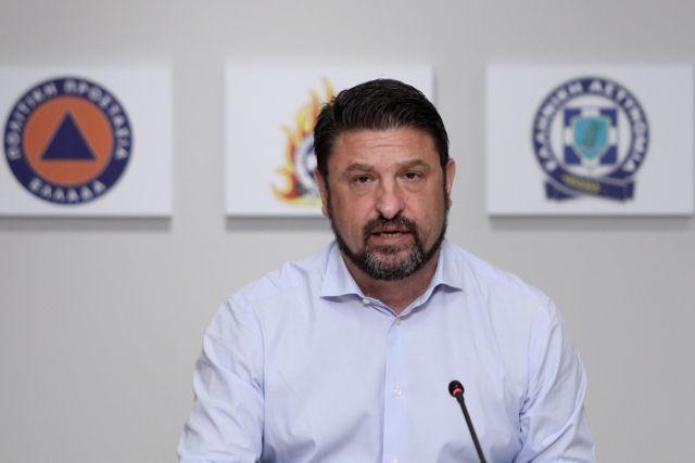 «Ιανός»: Έκτακτη σύσκεψη, υπό Χαρδαλιά, στην Πολιτική Προστασία | tovima.gr