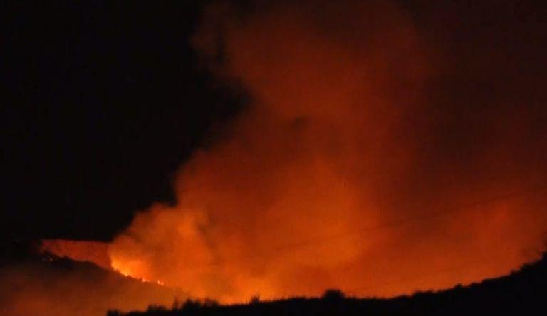 Πάτρα: Μεγάλη φωτιά στα Συχαινά   tovima.gr