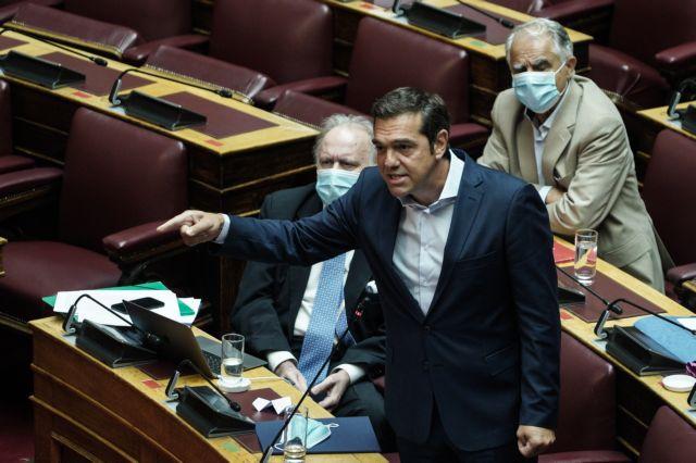 Τσίπρας : Άλλο επιδότηση εργασίας, άλλο αναστολή | tovima.gr