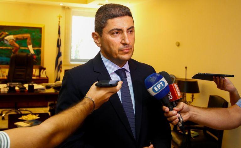 Αυγενάκης : Χρειάζεται ο κόσμος στα γήπεδα – Πιστεύω να τα καταφέρουμε   tovima.gr