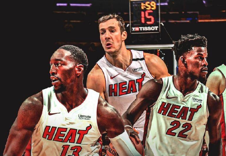 NBA : Συνεχίζουν να εκπλήσσουν οι Χιτ | tovima.gr
