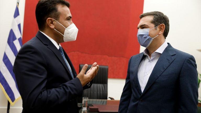 Τσίπρας: Χαίρομαι που η κυβέρνηση της ΝΔ υποστηρίζει τη Συμφωνία των Πρεσπών | tovima.gr