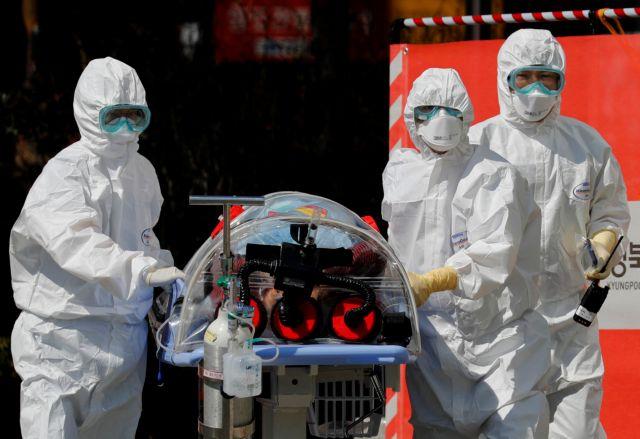 Κορωνοϊός : Ανησυχία ΠΟΥ για το επίπεδο μετάδοσης του ιού στην Ευρώπη | tovima.gr