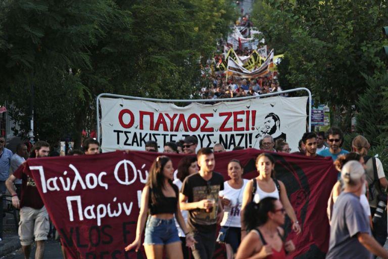 Δεν ξεχνώ τον Παύλο Φύσσα και γι' αυτό θέλω να δω τους ναζί στη φυλακή | tovima.gr