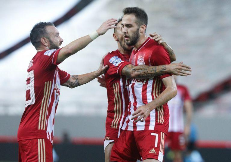 Ολυμπιακός – Αστέρας Τρίπολης 3-0 : Ελληνική βραδιά στο Φάληρο | tovima.gr