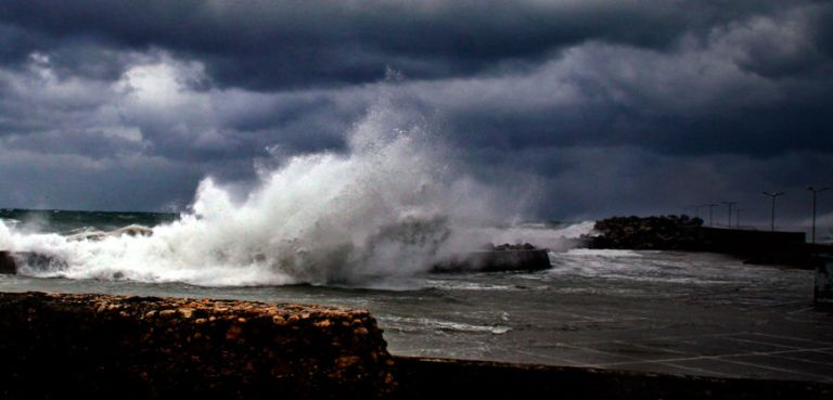Κακοκαιρία Ιανός : Νέο έκτακτο δελτίο επικίνδυνων καιρικών φαινομένων με ισχυρές βροχές, καταιγίδες και θυελλώδεις ανέμους | tovima.gr