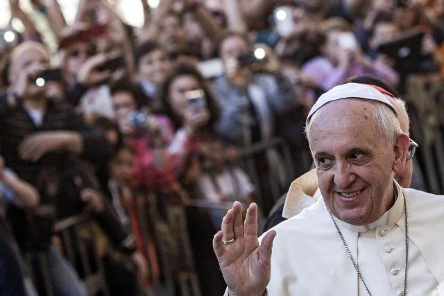 Πάπας Φραγκίσκος σε γονείς ΛΟΑΤΚΙ: Ο Θεός αγαπά τα παιδιά σας όπως είναι   tovima.gr
