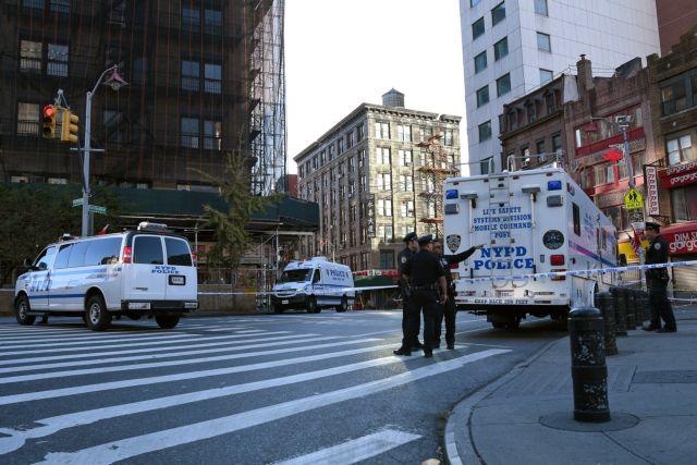 Πυροβολισμοί στη Νέα Υόρκη : 2 νεκροί, 14 τραυματίες | tovima.gr