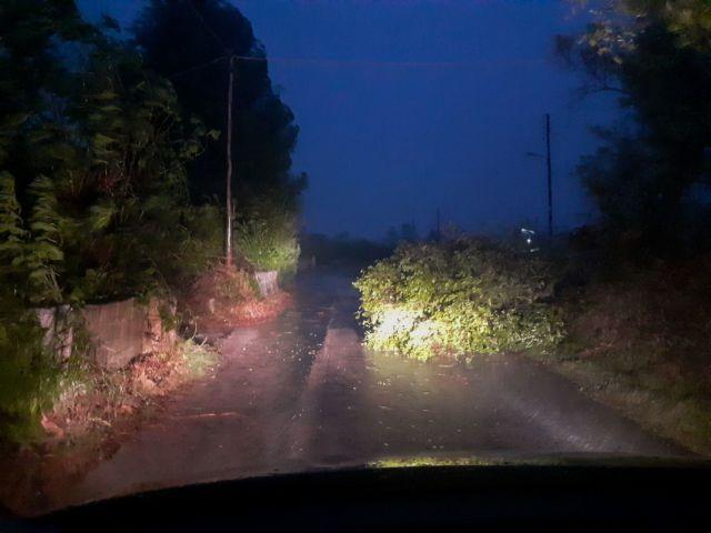 Ιανός : Χωρίς ρεύμα περιοχές σε Επτάνησα, Καρδίτσα | tovima.gr