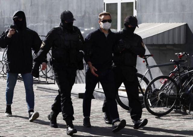 Λευκορωσία : Διαδηλώσεις στο Μινσκ – Πάνω από 10 συλλήψεις   tovima.gr