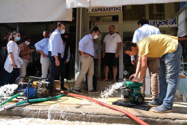 Τσίπρας από Καρδίτσα : Ασπιρίνες οι αποζημιώσεις της κυβέρνησης   tovima.gr