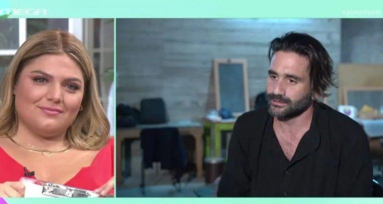 Δανάη Μπάρκα : Η συγκινητική έκπληξη στην πρεμιέρα του «Πάμε Δανάη» | tovima.gr