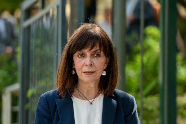 Επίσημη επίσκεψη στην Κύπρο η Κατερίνα Σακελλαροπούλου | tovima.gr