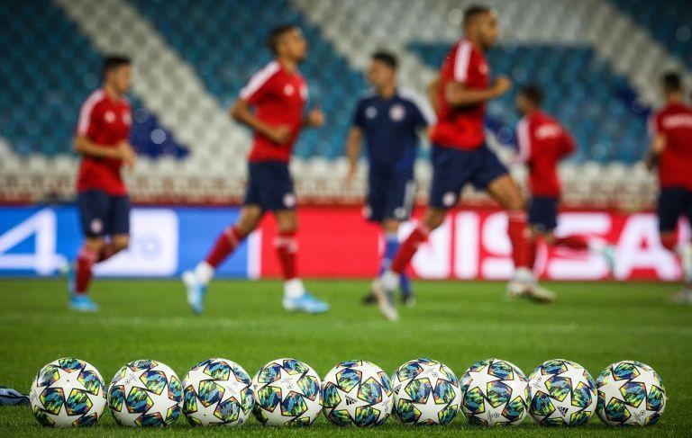 Ολυμπιακός : Στην τελική ευθεία για το ματς με την Ομόνοια | tovima.gr