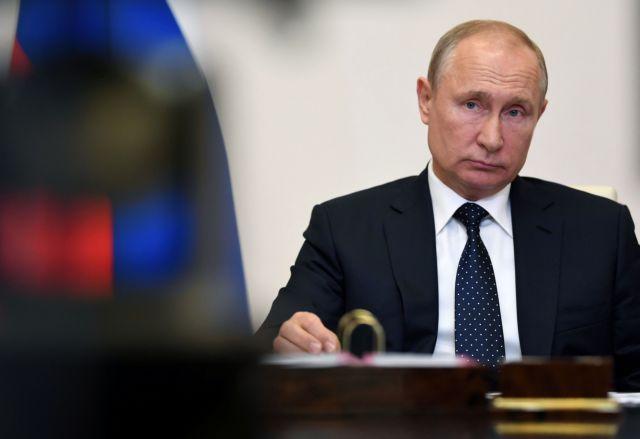 Πούτιν : Έτοιμοι να προσφέρουμε δωρεάν το εμβόλιο Sputnik-V κατά του κορωνοϊού | tovima.gr