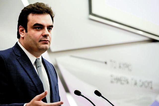 Πιερρακάκης: Θέμα ημερών η δημοπράτηση του φάσματος 5G | tovima.gr