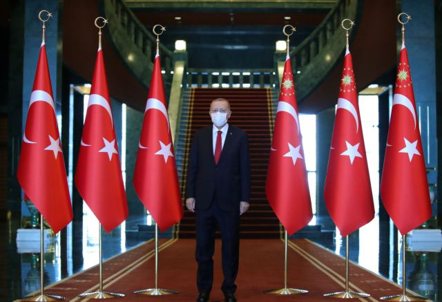 Τουρκικά ΜΜΕ: Τηλεφωνική επικοινωνία Ερντογάν – Μακρόν | tovima.gr