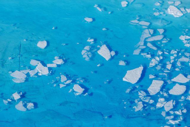 Κλιματική αλλαγή : Με ταχύτητες-ρεκόρ λιώνουν οι πάγοι του Αρκτικού Ωκεανού | tovima.gr