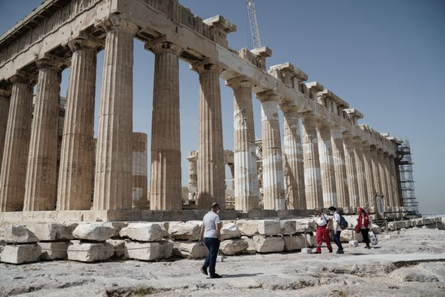 ΥΠ.ΠΟ.: Έκτακτα μέτρα μετά το κρούσμα στην Υπηρεσία Συντήρησης Μνημείων Ακροπόλεως | tovima.gr