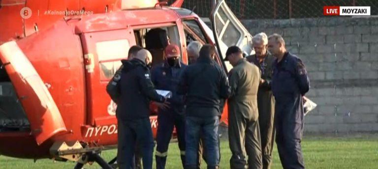 Ιανός -Καρδίτσα : Νέα επιχείρηση για τους εγκλωβισμένους στην Οξυά   tovima.gr