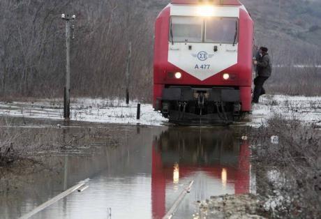 Ιανός – ΟΣΕ: Αποκαταστάθηκε το τμήμα Λιανοκλάδι – Λάρισα | tovima.gr