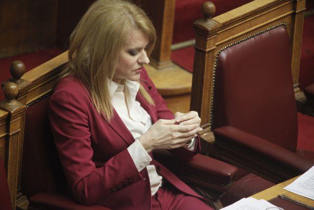 Τζάκρη: Παρερμηνεύτηκαν τα περί «διεθνιστή» Μητσοτάκη | tovima.gr