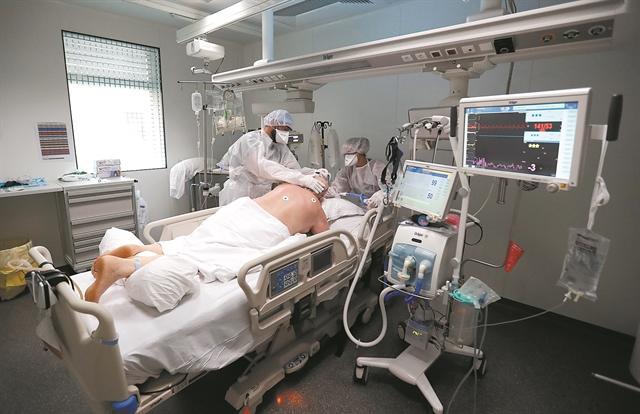 Κορωνοϊός : ΚΥΑ για κλίνες σε ιδιωτικά και στρατιωτικά νοσοκομεία | tovima.gr