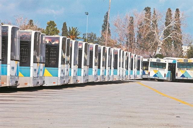Πώς θα βγουν τα 100 επιπλέον λεωφορεία στους δρόμους της Αθήνας;   tovima.gr