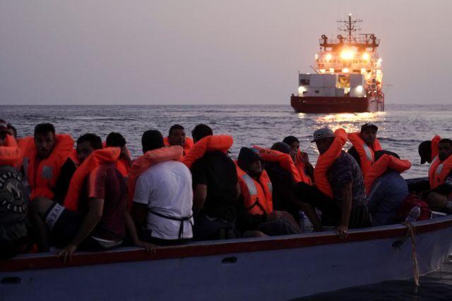 Προσφυγικό: Μπλόκο στο διασωστικό Ocean Viking – Δραματική η κατάσταση στη Μεσόγειο   tovima.gr