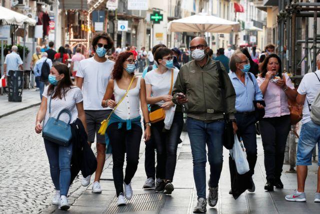 Κορωνοϊος – Ιταλία : 1.912 νέα κρούσματα, ο υψηλότερος αριθμός από το τέλος του lockdown | tovima.gr