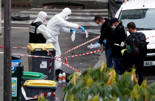 Επίθεση στα παλιά γραφεία του Charlie Hebdo: 2 τραυματίες σε κρίσιμη κατάσταση – Συνελήφθη 2ος ύποπτος   tovima.gr
