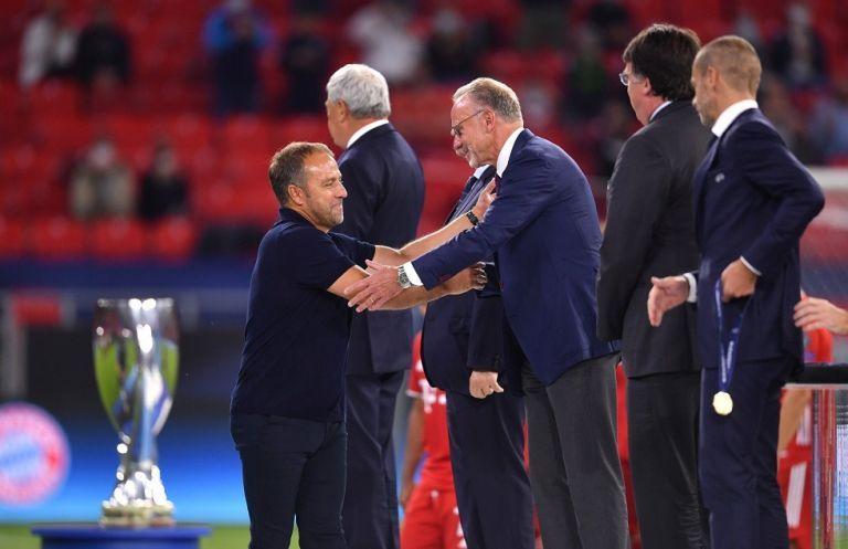 Φλικ : Αξίζαμε να κερδίσουμε – Περήφανος για τους παίκτες μου | tovima.gr