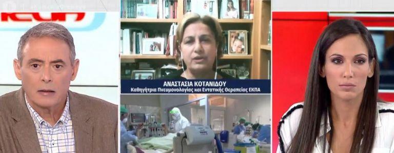 Κοτανίδου στο MEGA: Δεν υπάρχει καμία εισήγηση για νέα περιοριστικά μέτρα   tovima.gr