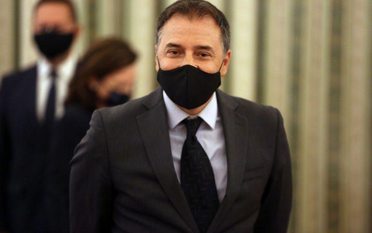 Ορκίστηκε υποδιοικητής της Τράπεζας της Ελλάδος ο Θεόδωρος Πελαγίδης   tovima.gr