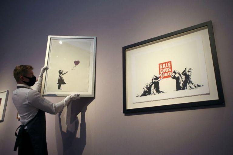 Τέχνη στο σφυρί την εποχή της πανδημίας | tovima.gr