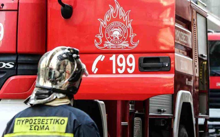 Φωτιά στον Αγιο Μηνά στην Πάρο | tovima.gr