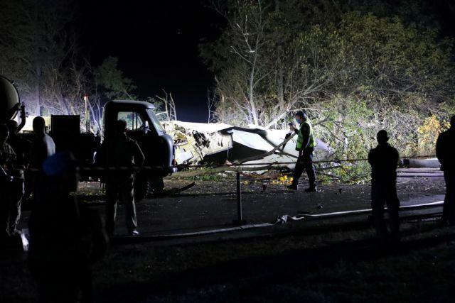 Συντριβή αεροσκάφους στην Ουκρανία: 25 νεκροί  – Τα πρώτα στοιχεία | tovima.gr
