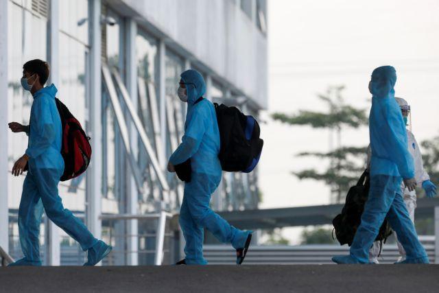 Θερίζει ο κορωνοϊός : Αγγίζουν το 1.000.000 οι νεκροί παγκοσμίως | tovima.gr